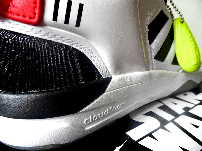 chaussure adidas star wars stormtrooper